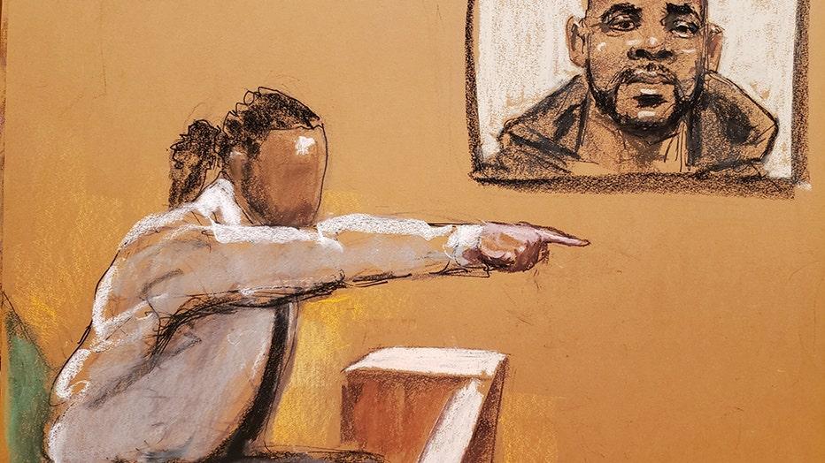 court_sketch_R_Kelly_trial_John_Doe_1