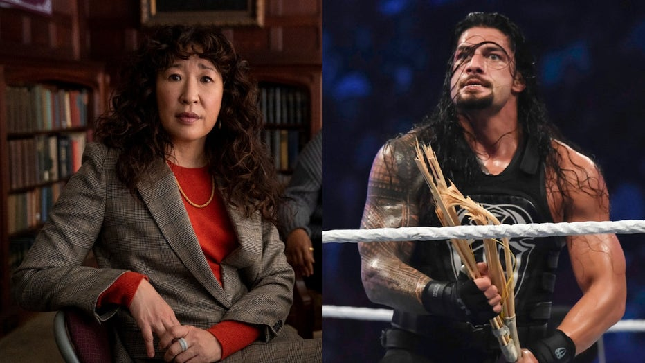 The Chair / WWE's Friday Night Smackdown