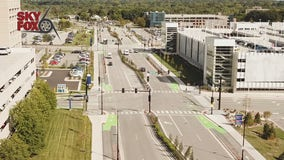 Wauwatosa 87th Street traffic project complete