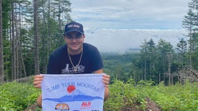 Waukesha man climbs for ALS awareness; inspires others