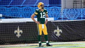 Packers' Aaron Rodgers looked like he was wearing 'cement boots,' ex-NFL star says