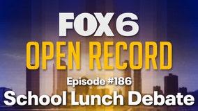 Open Record: School lunch debate