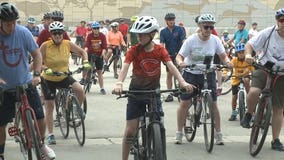 Ride on the Wild Side brings bikes to the zoo