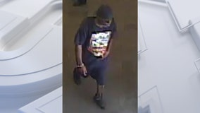Milwaukee attempted bank robbery suspect wanted