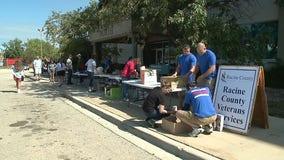 Racine donation drive helps Afghan refugees, veterans