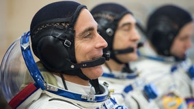 'Among the Stars' astronaut Chris Cassidy on space flight: 'It's not without risk'