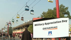 Remembering 9/11: Summerfest recognizes service members