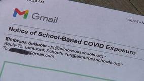 Elmbrook Schools COVID reporting concerns parent