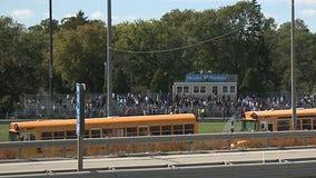 Nicolet High School threat, evacuation: police