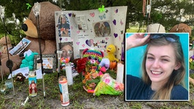 Gabby Petito memorial to be removed as city seeks permanent solution