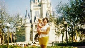 Woman recalls what it was like on Magic Kingdom's opening day in 1971