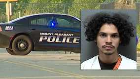 Mount Pleasant traffic stop, pursuit leads to arrest of 18-year-old