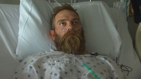 After COVID-19 puts him in ICU, Minnesota man says skipping vaccine is his life's 'biggest regret'