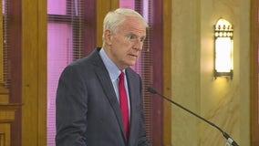 Barrett presents 2022 budget; tops $1.7 billion, calls for new officers