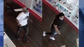 Menomonee Falls retail theft suspects sought