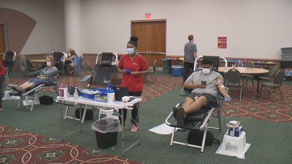 Versiti 9/11 blood drive remembers those who died