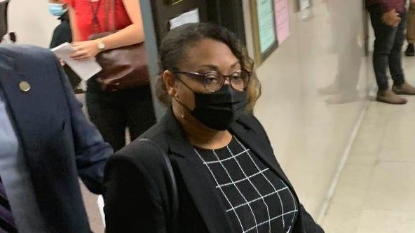 Alderwoman Chantia Lewis not guilty plea entered to 4 felonies