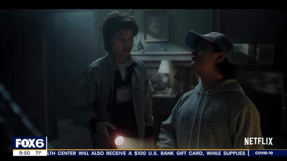 Stranger Things season 4: Gino has the scoop