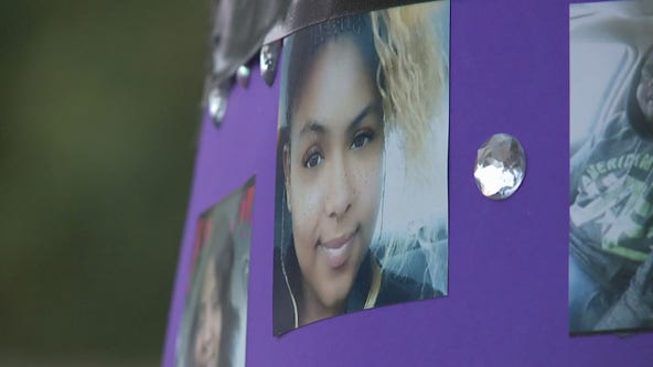 Milwaukee car fire, homicide: Vigil held for victim