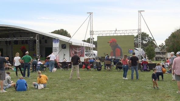 Kohler Company Ryder Cup watch party draws international crowd