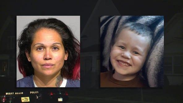 West Allis boy dead, mother pleads not guilty