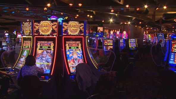 Potawatomi resumes 24-hour-a-day operations; 1st time since March 2020