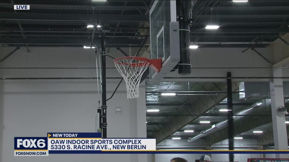 There's a new sports complex in New Berlin