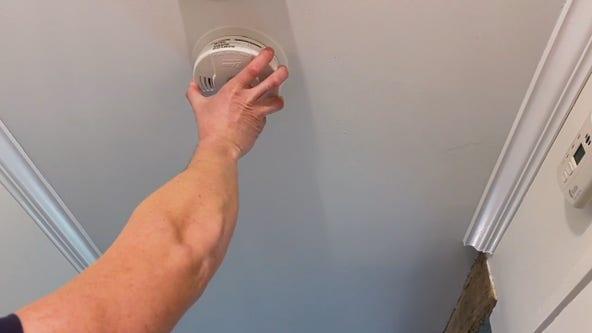 Pesky problems with smoke detectors