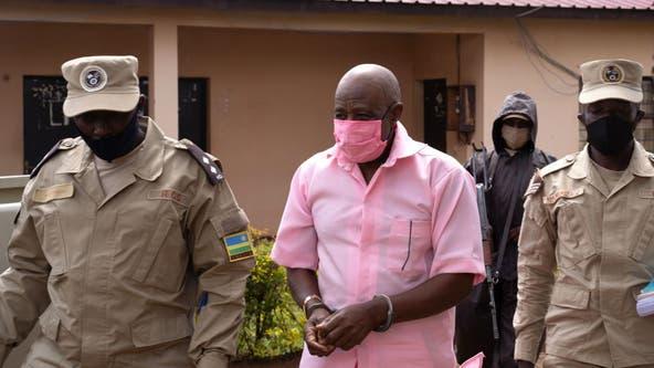 'Hotel Rwanda' hero Paul Rusesabagina sentenced to 25 years on terror charges