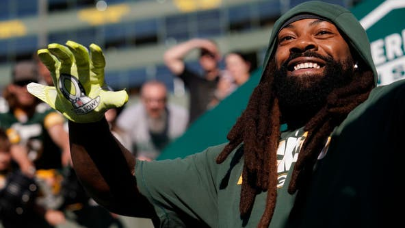 Packers place OLB Za'Darius Smith on IR due to back issue