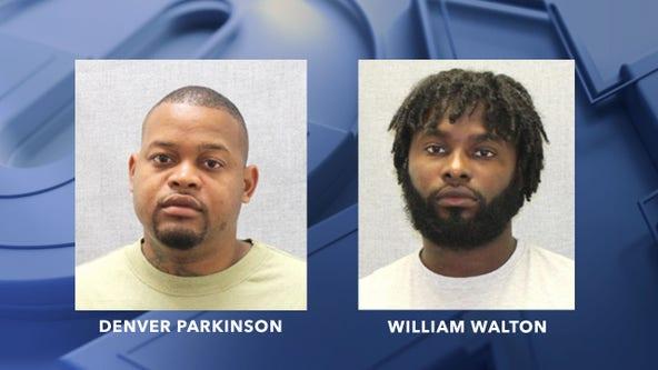 Missing inmates from Milwaukee DOC center, both men back in custody