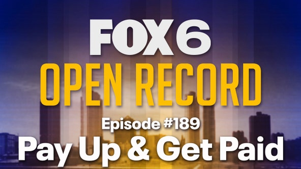 Open Record: Pay up & get paid