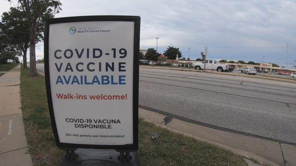 Milwaukee COVID vaccine incentive; mayor encourages flu shots, too