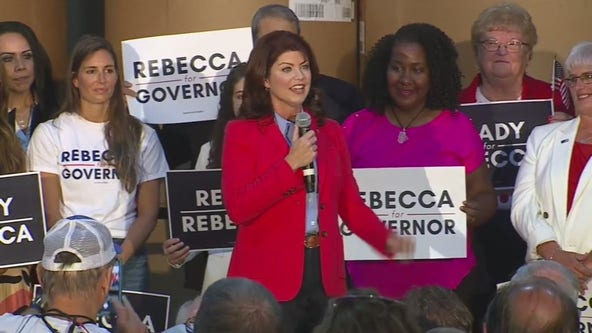 Rebecca Kleefisch positive for COVID despite being vaccinated: campaign