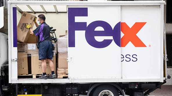 FedEx rerouting more than 600K packages a day because of labor shortages
