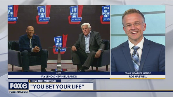 'You Bet Your Life' with Jay Leno, Kevin Eubanks premieres on FOX6
