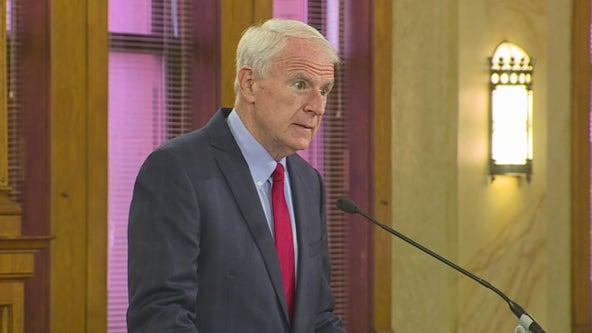Barrett presents 2022 budget plan city leaders; tops $1.7 billion