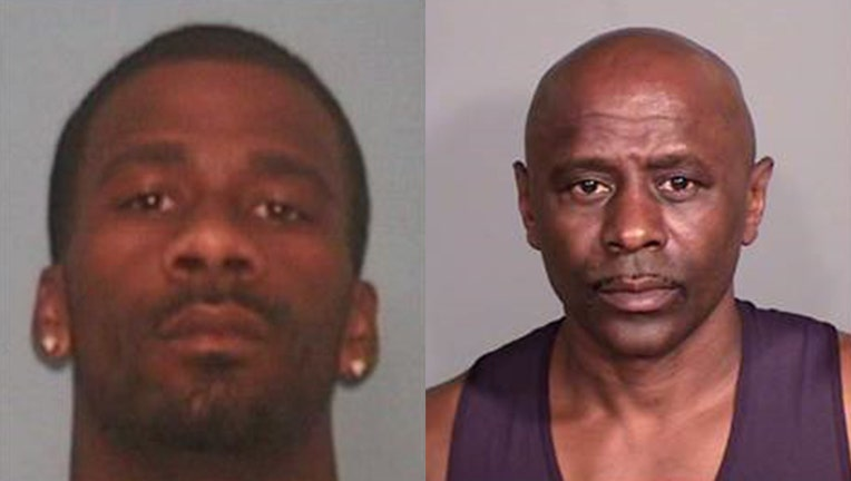 Antoine Suggs Darren McWright Dunn County suspects