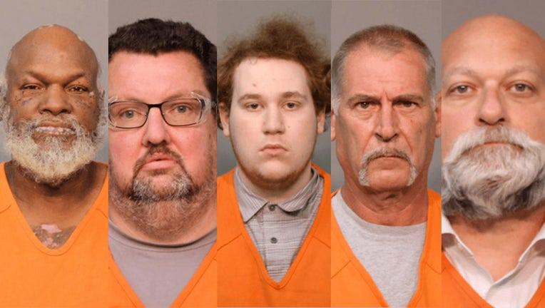 SC sex offenders