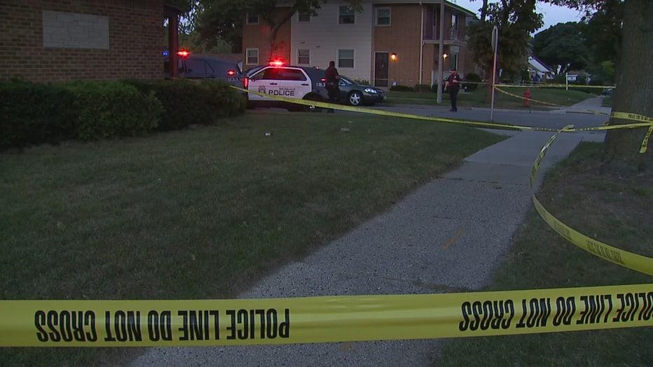 Shooting investigation near 66th and Hampton, Milwaukee