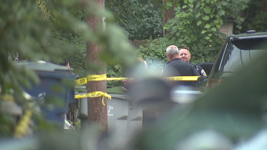 Death investigation near 39th and Silver Spring, Milwaukee