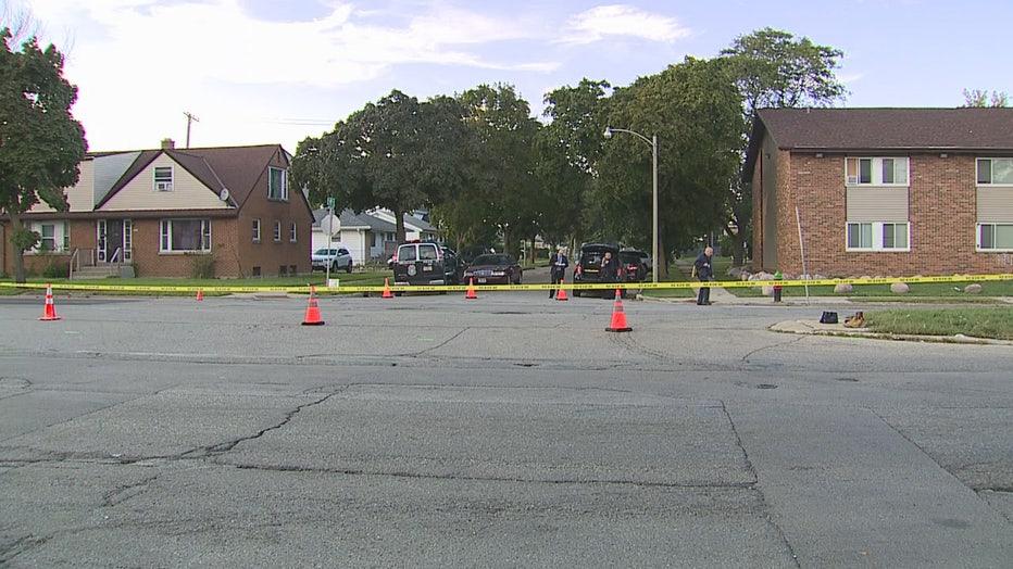 Shooting near 45th and Hampton, Milwaukee