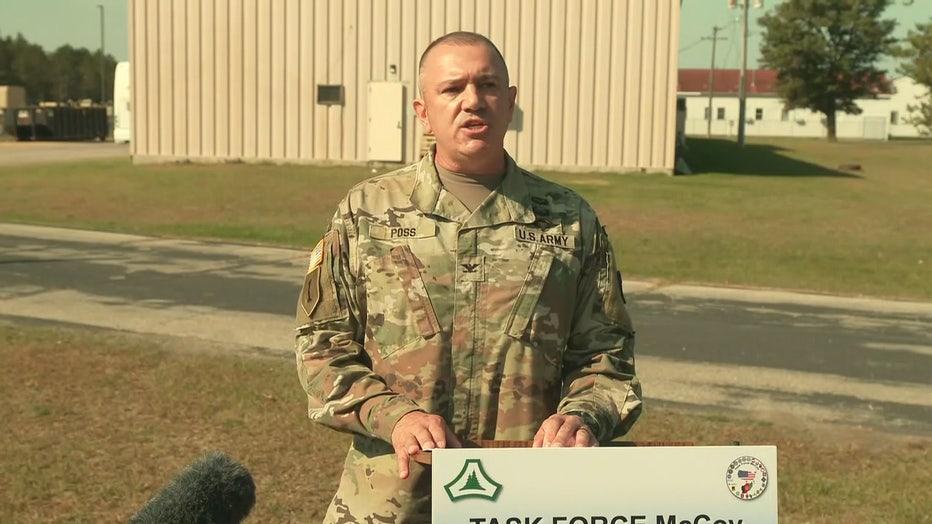 Col. Michael Poss