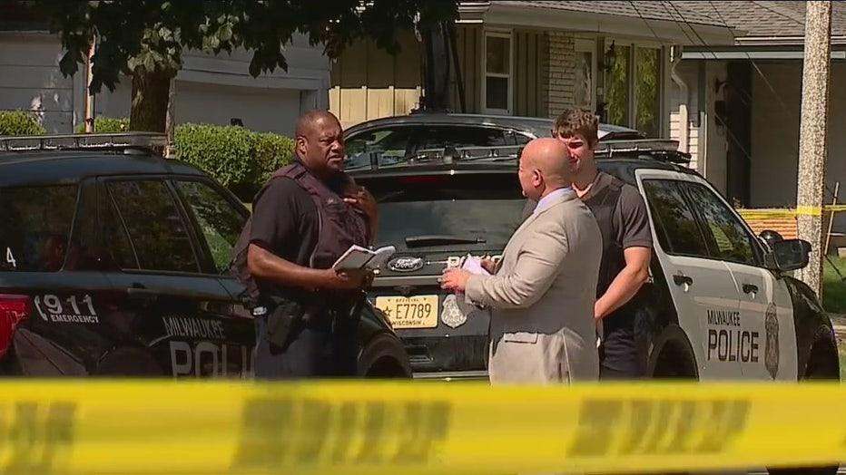 Homicide at 104th and Hampton, Milwaukee