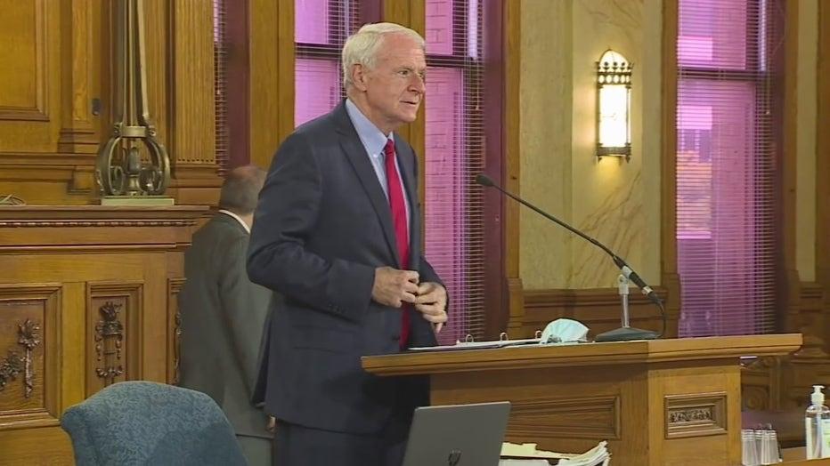 Milwaukee Mayor Tom Barrett