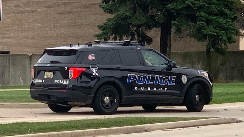 Bomb threat at Cudahy High School