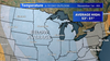 Temperature outlook shifts; below average early November