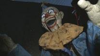 Walk of Terror combines Halloween fright, community service