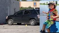 Major Harris still missing, Amber Alert vehicle found