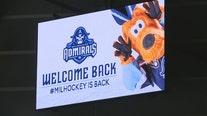 Milwaukee Admirals hockey returns: 'Excited to get back'